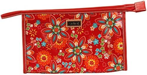 Hadaki Women s Primavera Floral Coated Toiletry Pod product image