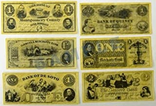 Union States Currency