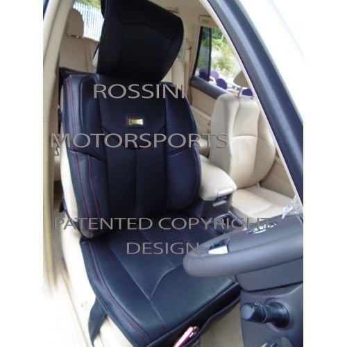 r - Para adaptarse a un Peugeot RCZ, fundas de asiento de coche, color negro YMDX, asientos de cubo