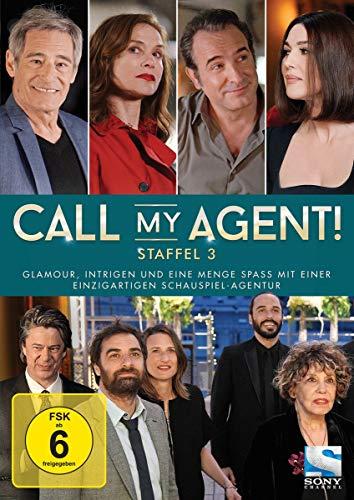 Call My Agent - Staffel 3 [2 DVDs]