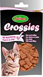 Bubimex crossies Fourrés AU Malt Friandise para Gatos 50g–Lote de 5