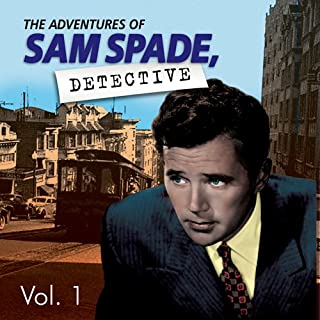 Adventures of Sam Spade Vol. 1 cover art