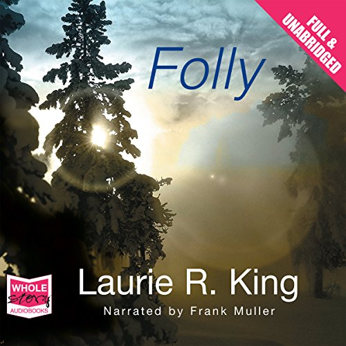 Folly audiobook cover art