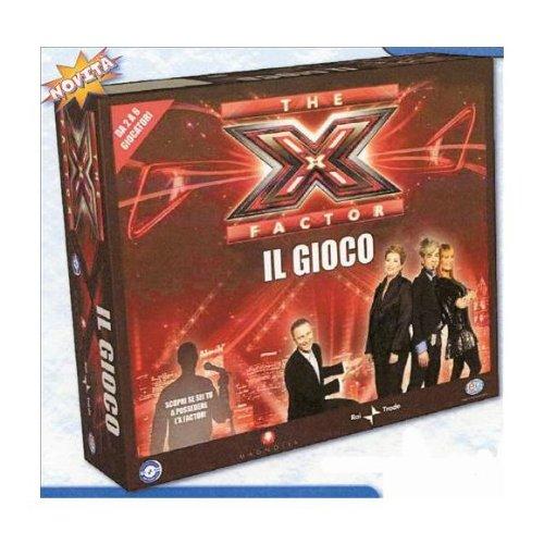 Editrice Giochi - Jeu X-Factor, multicolore, 3.eg1879 - version italienne