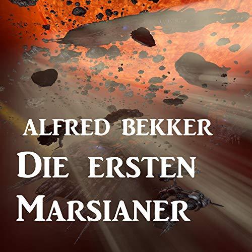 Die ersten Marsianer cover art