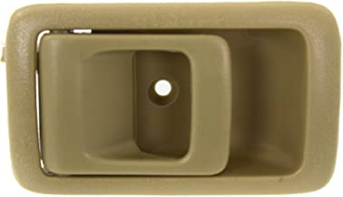 Interior Door Handle Compatible with Toyota Camry 87-91/Toyota 4Runner 96-02/Tacoma 01-04 Front OR Rear LH Inside Beige