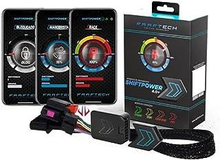 Módulo Acelerador Jeep Compass 2017 2018 2019 2020 2021 Pedal Shiftpower Bluetooth 4.0 Com App