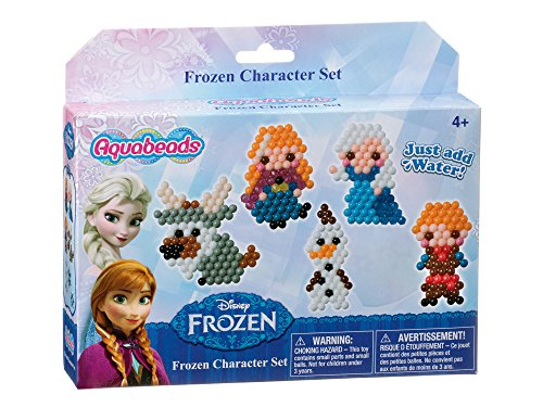 Aquabeads 79688 Frozen Figurenset - Bastelset