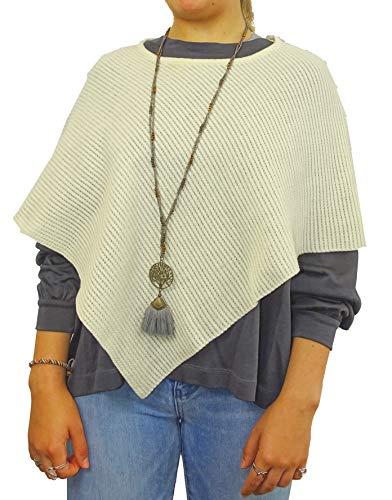 Recopilación de Ponchos y capas para Mujer - los más vendidos. 11
