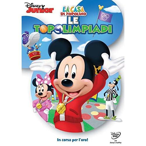La Casa di Topolino: Le Topolimpiadi (DVD)