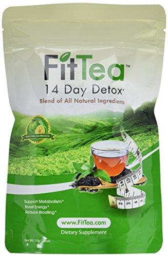 FitTea 14 Day Detox Program