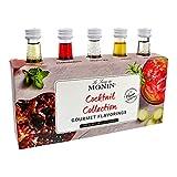 Monin Le Sirop de Monin COCKTAIL SYRUPS SET 5x0,05l - 250 ml