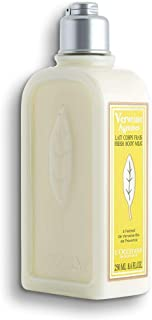 L'Occitane Crisp Citrus Verbena Body Lotion Enriched With Grapefruit Extract and Organic Verbena, 8.4  Fl Oz
