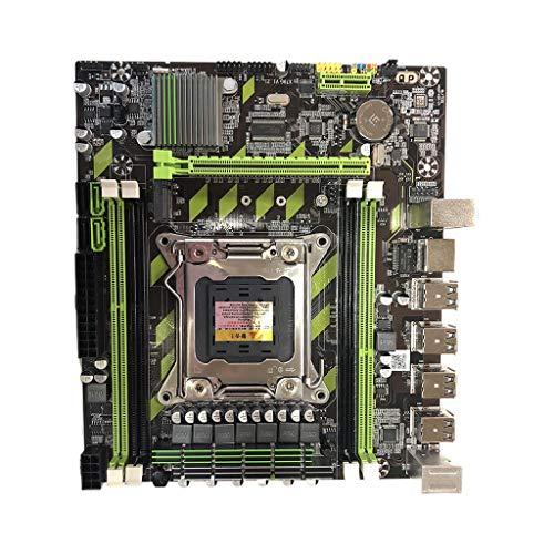 luosh X79G M.2 Motherboard LGA 2011 DDR3 Mainboard für In-Tel Xeon E5 Core I7 CPU