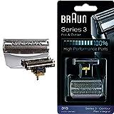 Braun KOMBI 31S Combipack - Lámina y bloque cortante para afeitadora Series 3