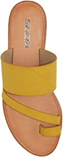 Shoes Women Flip Flops Flat Summer Basic Sandals Thongs Toe Ring Joan
