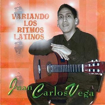 Variando los ritmos latinos