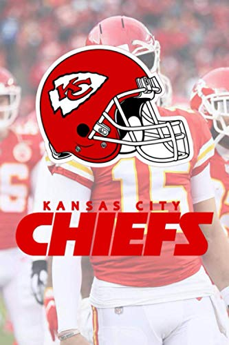 Kansas City Chiefs: A Daily Journal to Get You in the Best Headspace Every Day. One Page per Day!