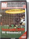 Die Fussball-WM ~ Klassikersammlung 15 ~ Vorrunde 1974 ~ DDR - Deutschland 1:0