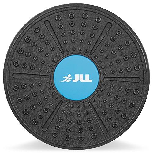 Tabla de equilibrio de plástico de JLL, para hacer ejercicio, fitness,...