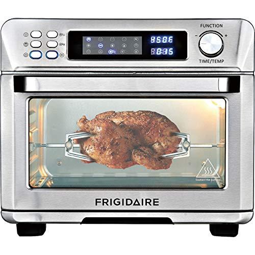Frigidaire EAFO111-SS Air Fryer Oven, Standard, Silver