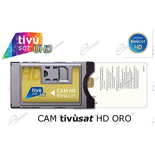 SMARCAM TIVUSAT ULTRA HD - 4K + TESSERA TIVUSAT GARANZIA 24 MESI