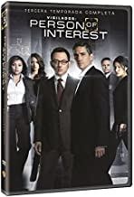 Vigilados (Person Of Interest) Temporada 3 [DVD]