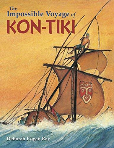 The Impossible Voyage of Kon-Tiki (English Edition)