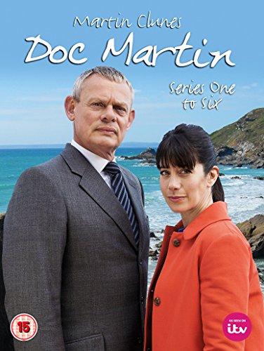 Doc Martin - Series 1-6 Boxset (12 DVDs)