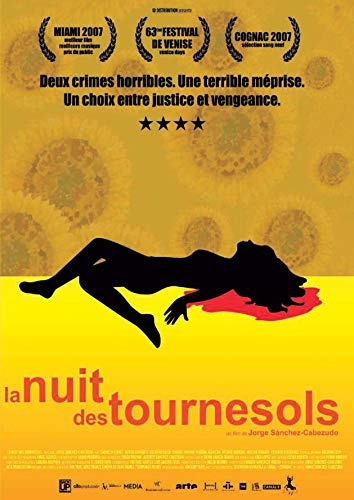 La Nuit des tournesols [Francia] [DVD]
