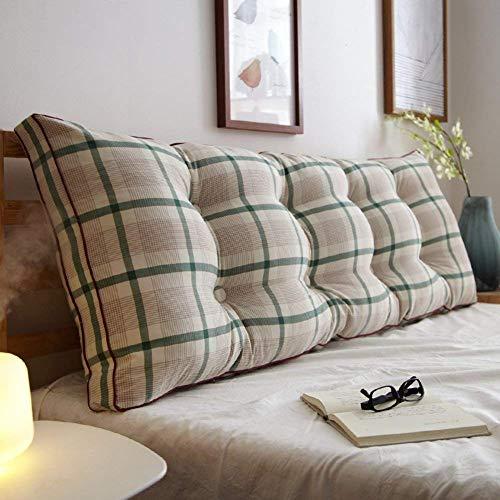 YLCJ cojín de respaldo/almohada/Bolsa blanda para sofá/almohada Larga para DOS Personas/cojín de cama -A 150 x 20 x 50 cm (59 x 8 x 20 pulgadas).