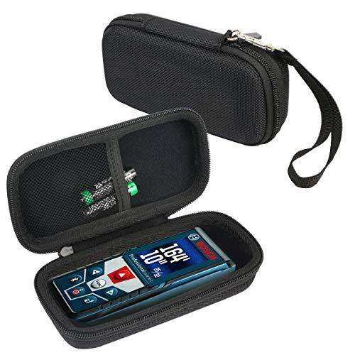 khanka Duro Viaje Estuche Bolso Funda para Bosch Professional GLM 50 C/400cl(caja solo) (para GLM 50C)