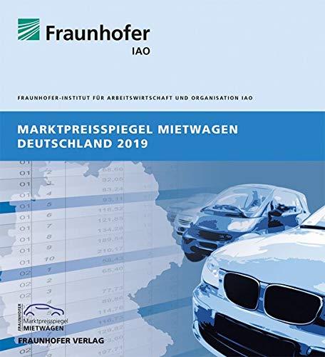Marktpreisspiegel Mietwagen Deutschland 2019.
