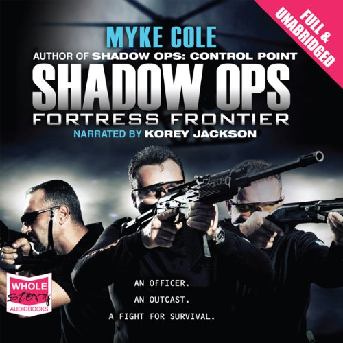 Fortress Frontier audiobook cover art