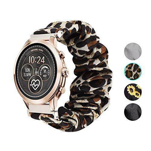 Seltureone - Correa de repuesto para reloj de pulsera, 18 mm