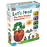 Fun, colourful and educational board game starring Eric Carle's renowned storybook characters Collect puzzle pieces to transform your caterpillar into a unique, beautiful butterfly A fun game of counting, collecting and puzzle building Encourages dec...