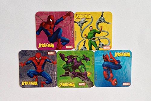 Spiderman Refrigerator Magnets, Marvel Fridge Set, Green Goblin, Peter Parker