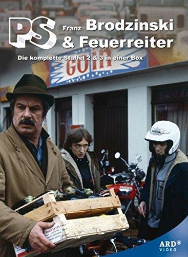 Feuerreiter (4 DVDs)