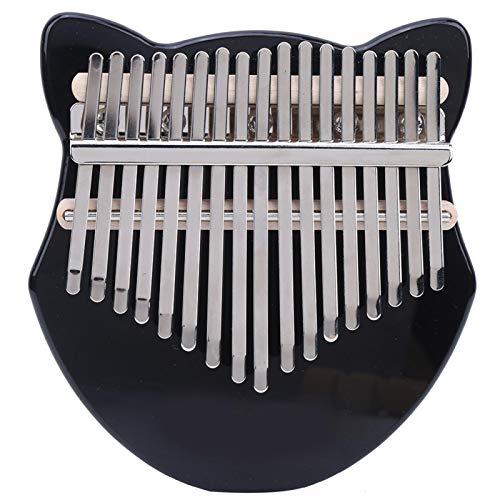 Daumen Klavier langlebig für die Schule für Anfänger Oboist(black)