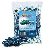 Gummy Sharks - Gummy Sharks Candy - Gummy Sharks Bulk - Blue Candy - Bulk Candy - 5 Pounds (Blue)