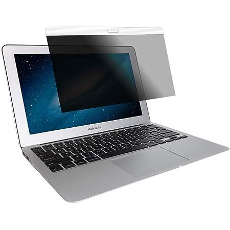 MS factory のぞき見防止フィルター 着脱可能 マグネット式 MacBook Air 11 用 プライバシーフィルム 視野角60度 アンチグレア ブルーライトカット MBA11-MAG/PVF
