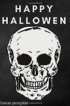 Happy halloween Notebook: Teachers & Students (Scary pumpkin): Notebook: Teachers & Students