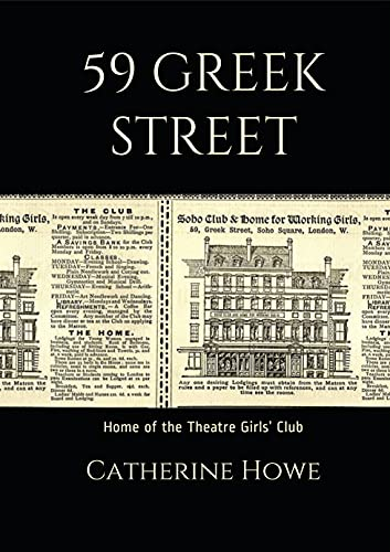 59 Greek Street: Home of the Theatre...