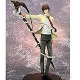 Modelo De Animeanime Death Note PVC Figura De Acción Killer Yagami Light 1/6 Estatua Pintada Colección Modelo Juguetes Regalo 26 Cm