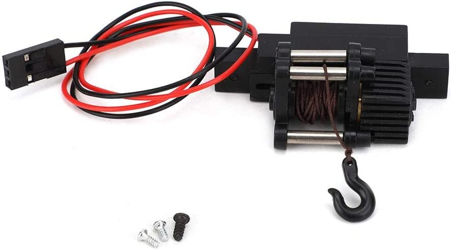 Vbest Branded goods life C34 RC Car Wi Metal Automatic New popularity Plastic Winch
