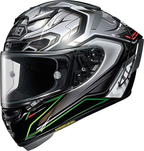 Shoei X-Spirit III Aerodyne Motorradhelm Racing Helm Integralhelm, TC-4, L