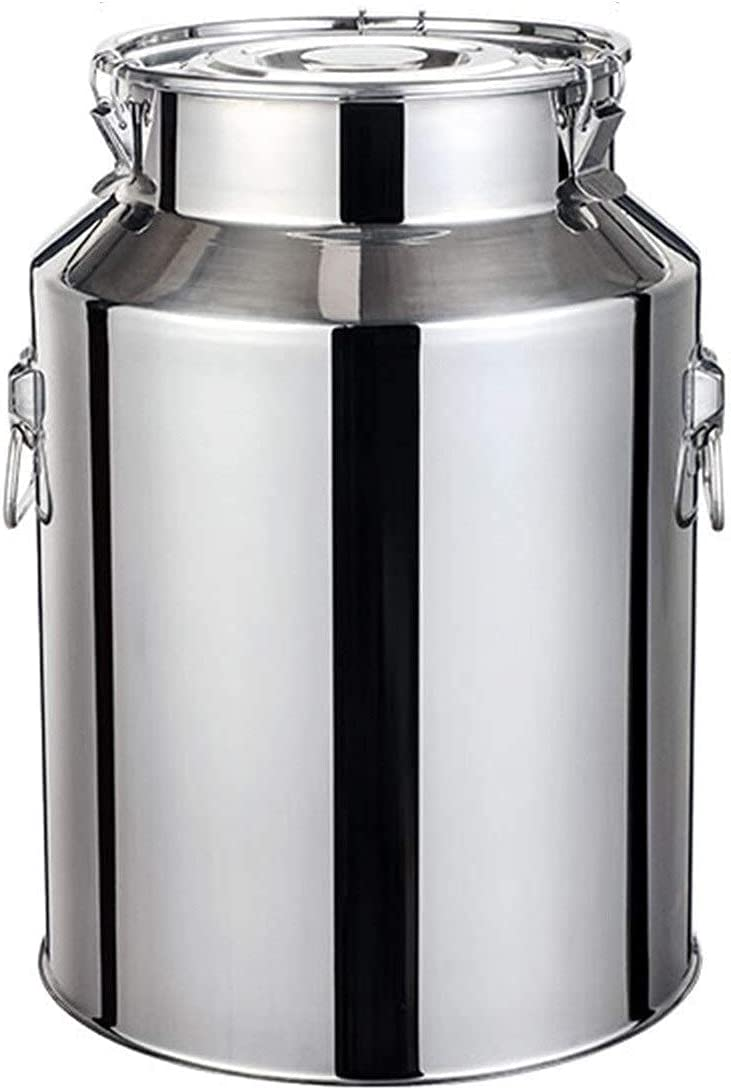 Max 57% OFF XKun stainless steel Outlet ☆ Free Shipping milk can flour