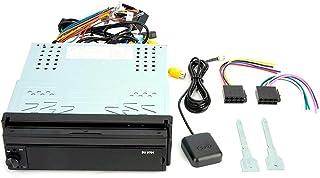 Navegación GPS, 7 pulgadas Android 5.1 Radio universal para coche Navegación GPS Bluetooth MP5 Reproductor multimedia Navegación GPS para coche