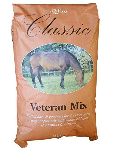 Classic Veteran Mix 20kg für ältere Pferde
