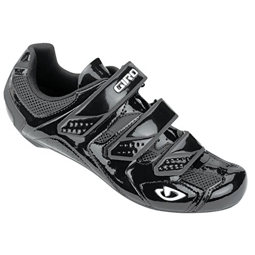 Giro 2014 Men's Treble II Road Bike Shoes - Black/White. 40